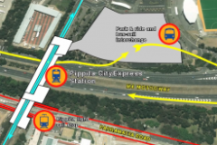2. Pippita City Express - Park and Ride,  Child Care