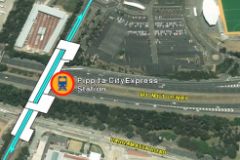 3. Pippita City Express - with Parramatta Road Light Rail Interchange